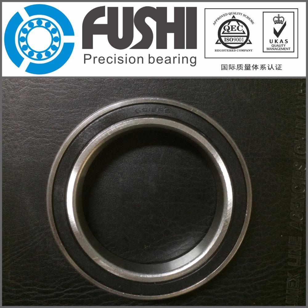 6915 2RS ABEC-1 (2PCS) 75x105x16MM Metric Thin Section Bearings 61915RS 6915RS 2018 hot sale time limited steel rolamentos 6821 2rs abec 1 105x130x13mm metric thin section bearings 61821 rs 6821rs