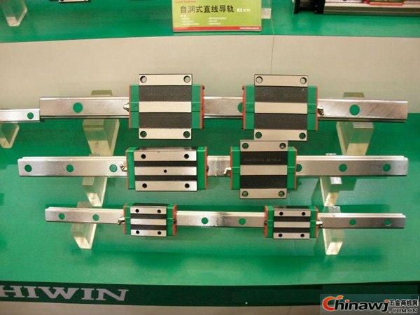 100% genuine HIWIN linear guide HGR25-1200MM block for Taiwan hiwin 100