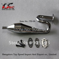 1/5 RC FS Racing Tuned Pipe, FG MCD RAMPAGE, Truck, Buggy(TS 06)