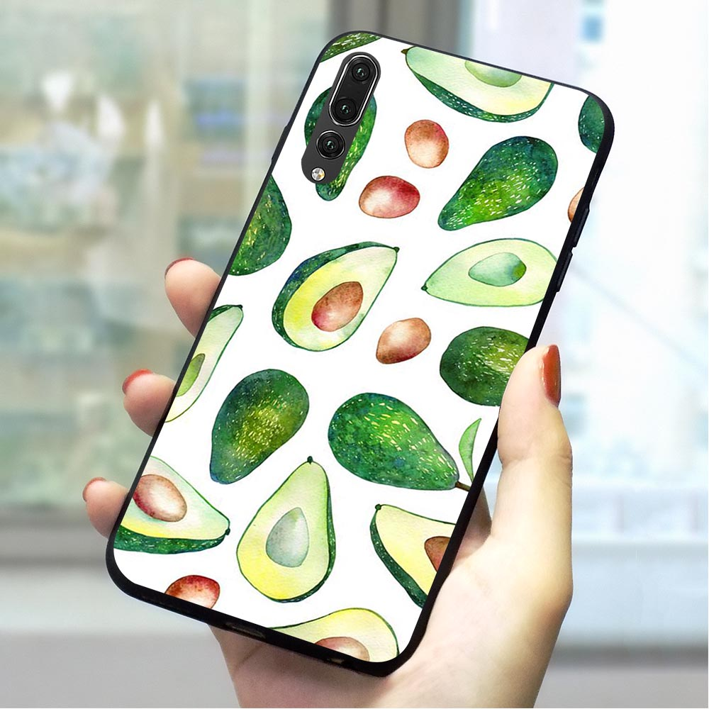 красивые картинки чехлы с авокадо