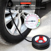 AOSHIKE Car Air Pump 16 # 19#  Compressor Wheel Tyre Inflator Auxiliary Tools Tire inflation pump