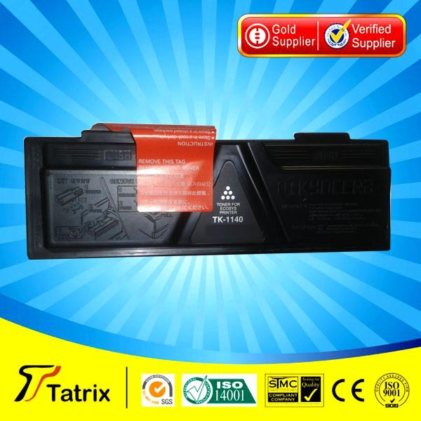 TK1140, Compatible TK 1140 Toner Cartridge for Kyocera ,With chip for Europe,wholesale price Free shipping