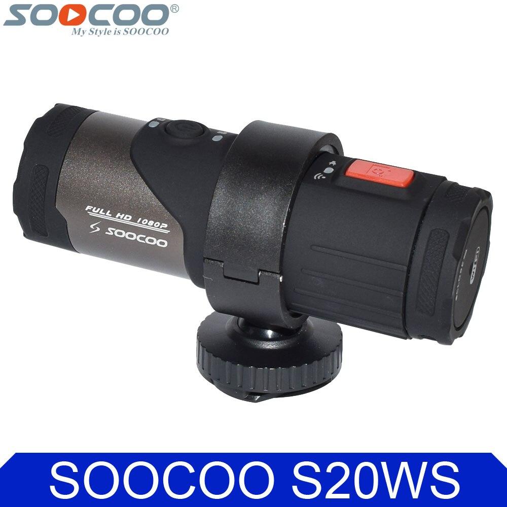 Original SOOCOO S20WS Wifi Acción Cámara de Vídeo 1080 P Full HD Impermeable Caz