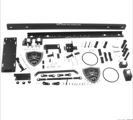 Hot Racing Tamiya Clodbuster Aluminum Diff Spool Gear CB1025X