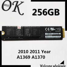 Original 256GB SSD For Macbook A1369 A1370 2010 2011 Year Solid State Drives