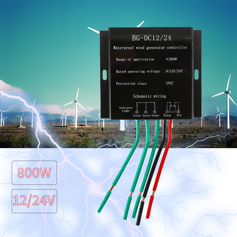 ⑤ New! Perfect quality wind generator ip67 and get free shipping