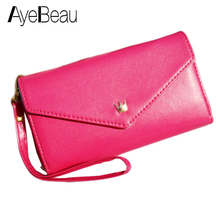 kavis genuine leather women wallet female small walet portomonee lady mini zipper money bag vallet coin purse card holder perse Small Mini Zipper Slim Lady Wallet Female Women Purse Luxury Famous Brand Perse Money Bag Phone Walet Portomonee Cuzdan Vallet