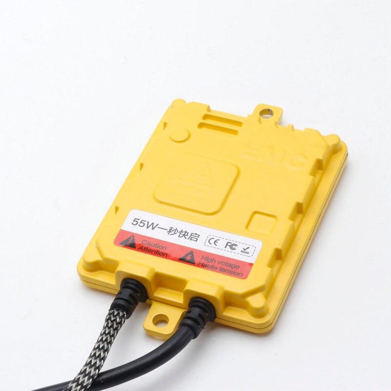 2 pcs automotivo de alta qualidade hid xenon lastro 2018 venda quente promocao luzes externas 12v55w