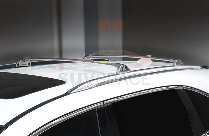 Fit For HONDA Acura MDX Metal Baggage Luggage Roof Rack - Acura mdx roof rails