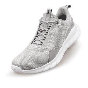 Image 4 - Youpin freetie sapatos esportivos leve ventilar elástico tricô sapatos respirável refrescante cidade tênis de corrida para ao ar livre