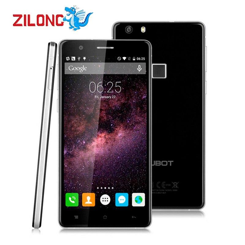 Original Cubot S550 5 5inch Android 5 1 MTK6735 Quad Core Smartphone 2GB 16GB 3000mAh HD
