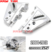 for BMW R1200GS GS1200 04 12 R 1200 GS R1200 GS 2004 2012 2011 Motorcycle Windshield WindScreen Mounting Cover Kit Aluminum
