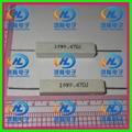 (10 unids/lote) 10 W 0.47 ohm +/-5% resistencia de cemento Horizontal/10 W 0.47 ohm 5% resistencia Cemento/10 W resistencia Cerámica 0.47RJ