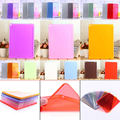 Ultra Thin Transparent Crystal Rubber Plating Soft Silica gel TPU Cover Case For iPad Air / iPad 5 Tablet