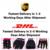 5 Pacotes de Negócio Barato 7A Feixes de Cabelo Humano Em Linha Reta Peruano Virgem Cabelo Liso Rosa Produtos de Cabelo 8-30 Polegada Cabelo humano Tece