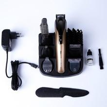 6 In1 Hair cutting machine hair clipper Hair trimmer