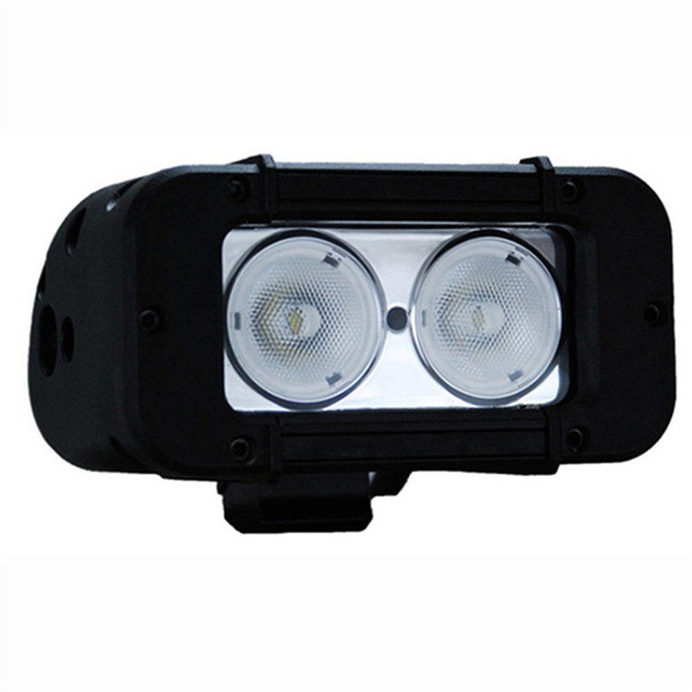 2pcs 10w led chip hot sale 20w led work light  1700lm from tripcraft company promotion product!!!