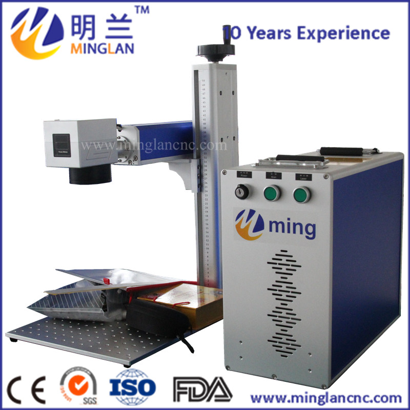 Widely used laser printing machine on metal / 20W fiber laser marking machine/ USB Port Optical Laser Marking Engraving MachineWidely used laser printing machine on metal / 20W fiber laser marking machine/ USB Port Optical Laser Marking Engraving Machine