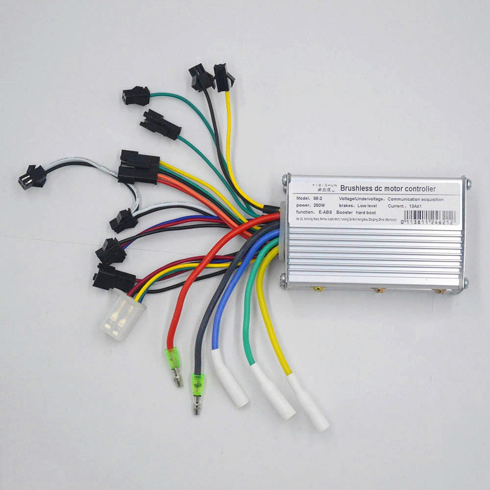 24v36v48v 250w350w Scooter Controller For Xiaomi M365 Wiring Diagram 350w Bldc Parts Electric Bike Bicycle In Accessories From Sports Entertainment