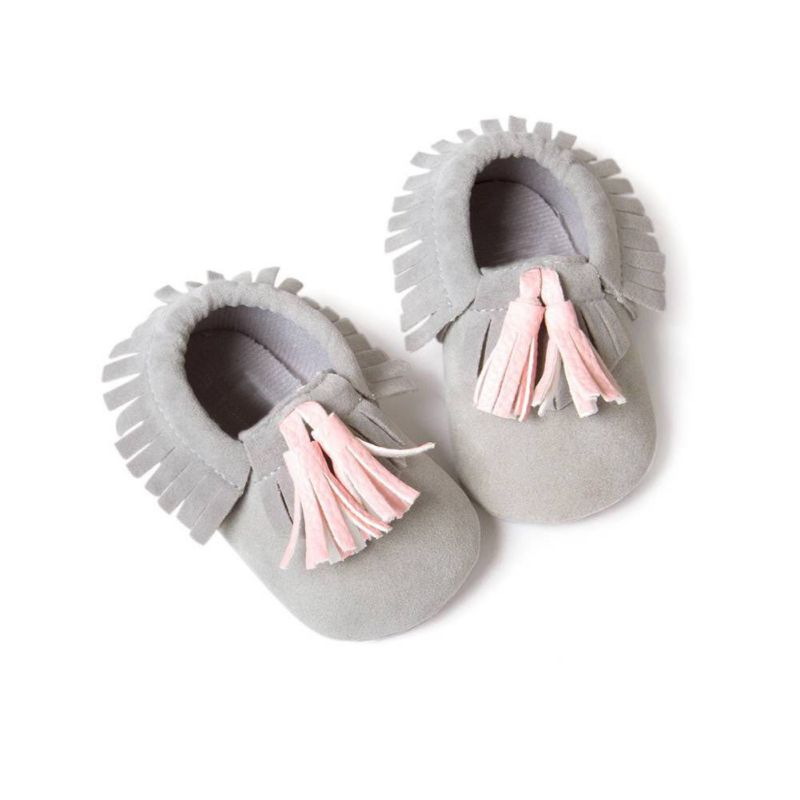 Baby-Toddler-Infant-Unisex-Boys-Girls-Soft-PU-Leather-Tassel-Moccasins-Bow-shoes-Without-Brand-4