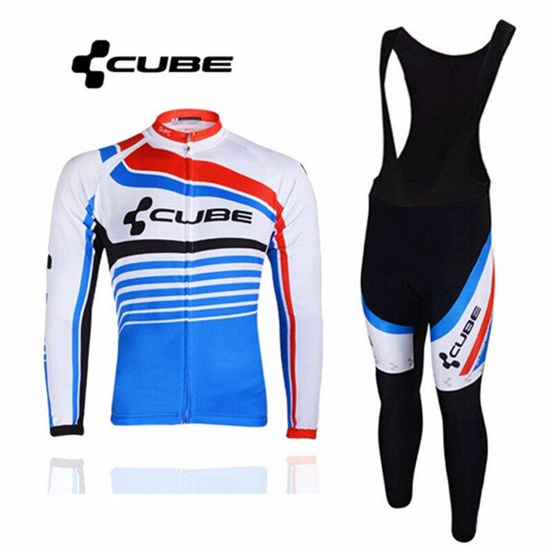 ФОТО Winter Thermal Fleece Bike Wear Ropa Ciclismo Invierno Keep Warm Cycling Set Clothing Racing Bicycle Jersey 2017 New