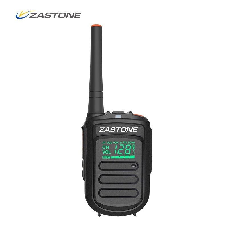 Zastone Portable Walkie Talkie Mini9 UHF 400-470MHz Handheld Two Way Radio Ham Radio Communicator Walkie Talkie Transceiver