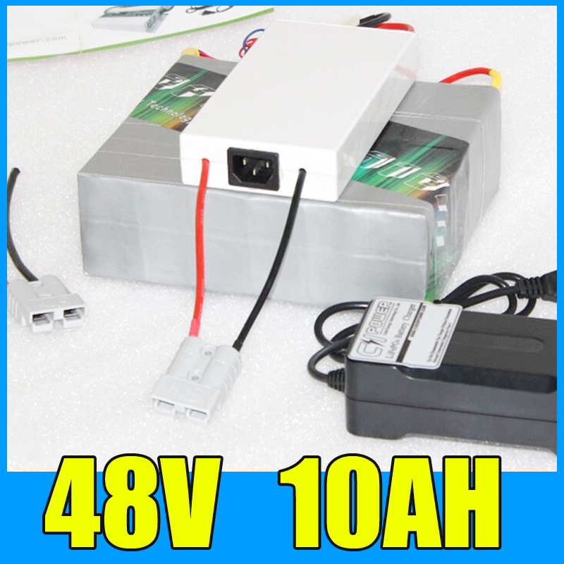 48V li-ion Battery Pack 500W Electric bicycle 10AH Ebike Power 48v - Cycling - Photo 1
