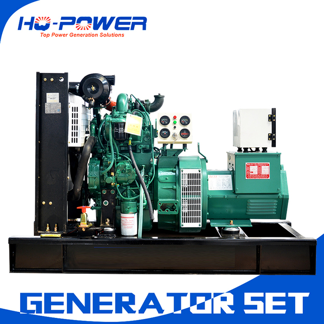China Made Yuchai 15kw 20 Kva Small Size Diesel Generator Price In