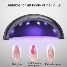 36W UV LED Nail Polish Lamp with Sensor