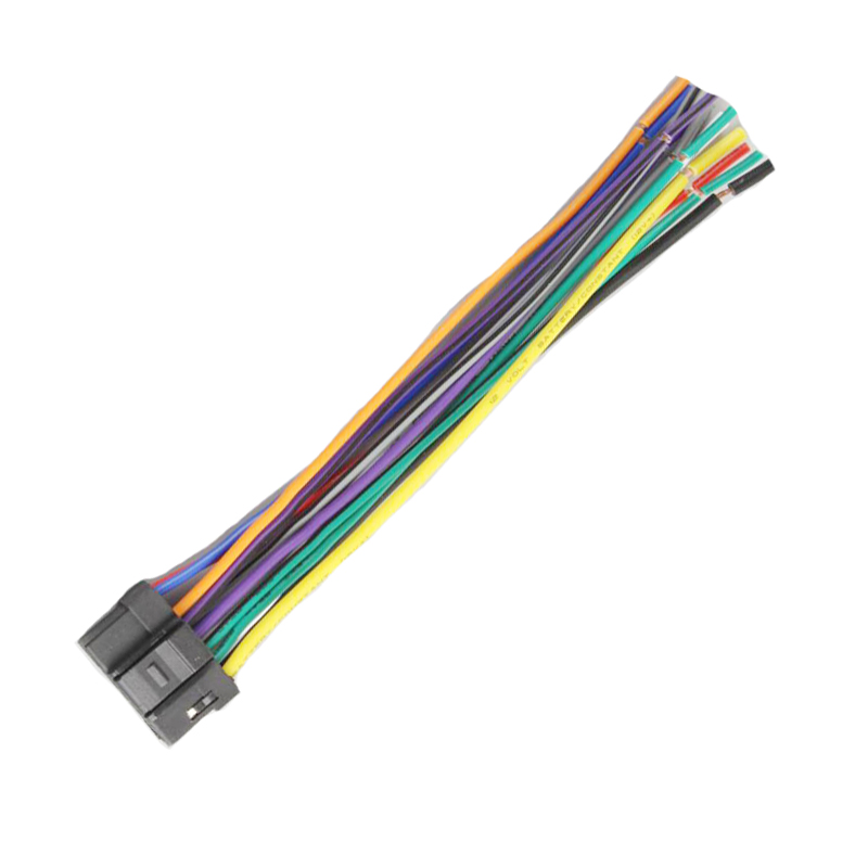 compare prices on alpine wire harness online shopping buy low car stereo harness wire cable adapter for alpine radio 16 port mainland