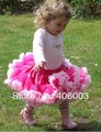 Free Shipping Fluffy Pettiskirt  Kids Tutu Skirts Baby Girls Petticoat