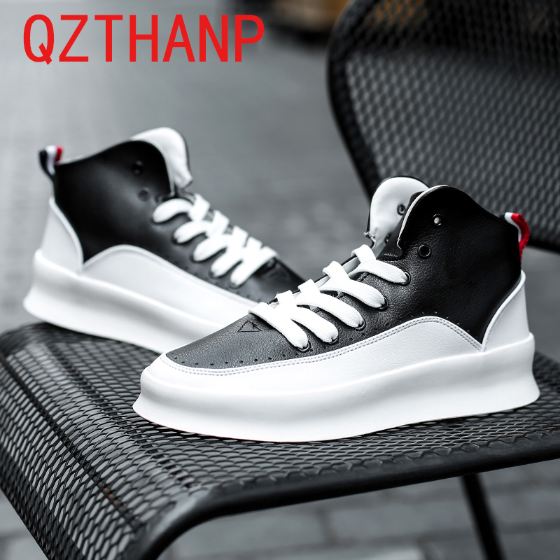 The Best Men Boots Comfortable Non-slip Sneakers Fashion Male High Quality Sapatos Casual Shoes Big Size Hot Brand Increased Bottom Selling Well All Over The World Basic Boots Shoes