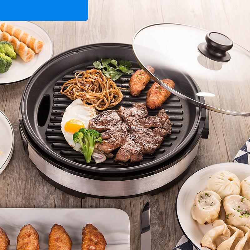 Barbecue Machine Household Smokeless Electric Baking Dish Stick