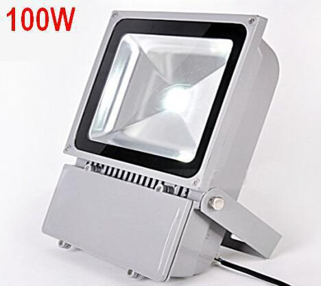 12 В 100 Вт Светодиодный точечный светильник, прожектор, светильник для улицы, светодиодный прожектор, светильник s, водонепроницаемый светиль
