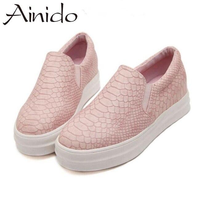 Shoes For Women PU Flat Heel Peep Toe Loafers Casual Black Pink Purple