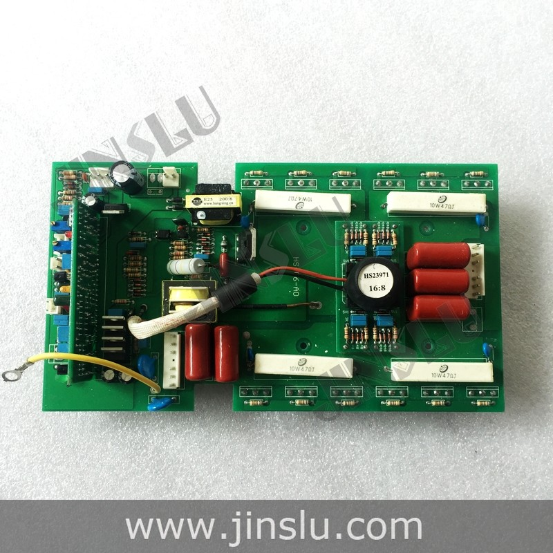 unit ARC200 upper power PCB for MOSFET inverter welding machines