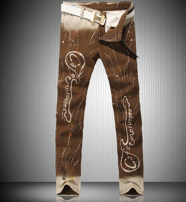Compare Prices on Mens Jeans Brown- Online Shopping/Buy Low Price ...