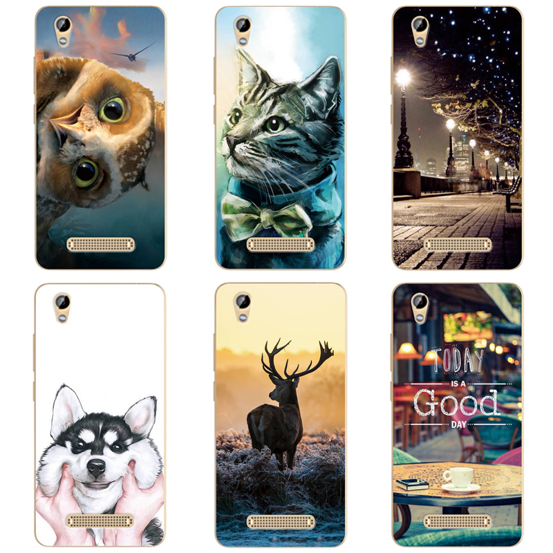 Animation Cat Dog Animal Patterned Case For ZTE Blade X3 D2 A452 T620 Silicone TPU For ZTE Blade A 452 T 620 Case Back Cover