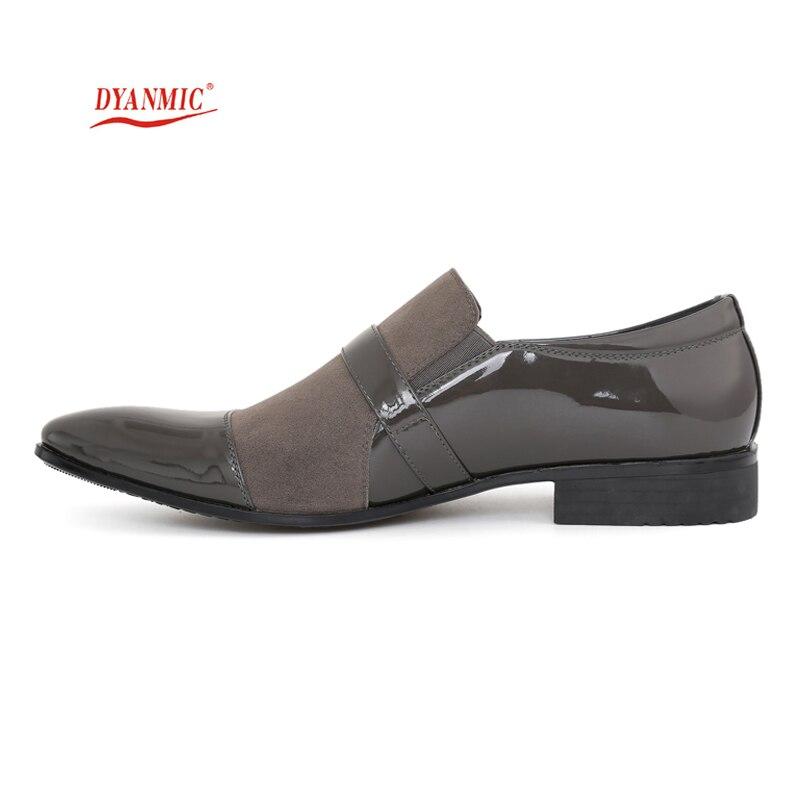 Stunning mens gray dress shoes : Gray.biji.us