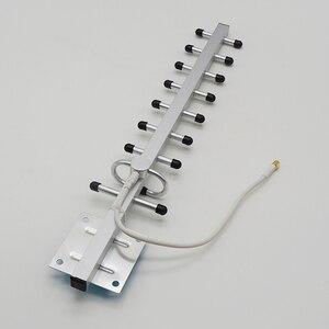 Image 5 - 13dbi 3g 4g антенна 3g Yagi антенна 4g 3g наружная антенна 13db 4g Lte внешняя антенна N/f Женская Sma Мужская для ретранслятора усилителя