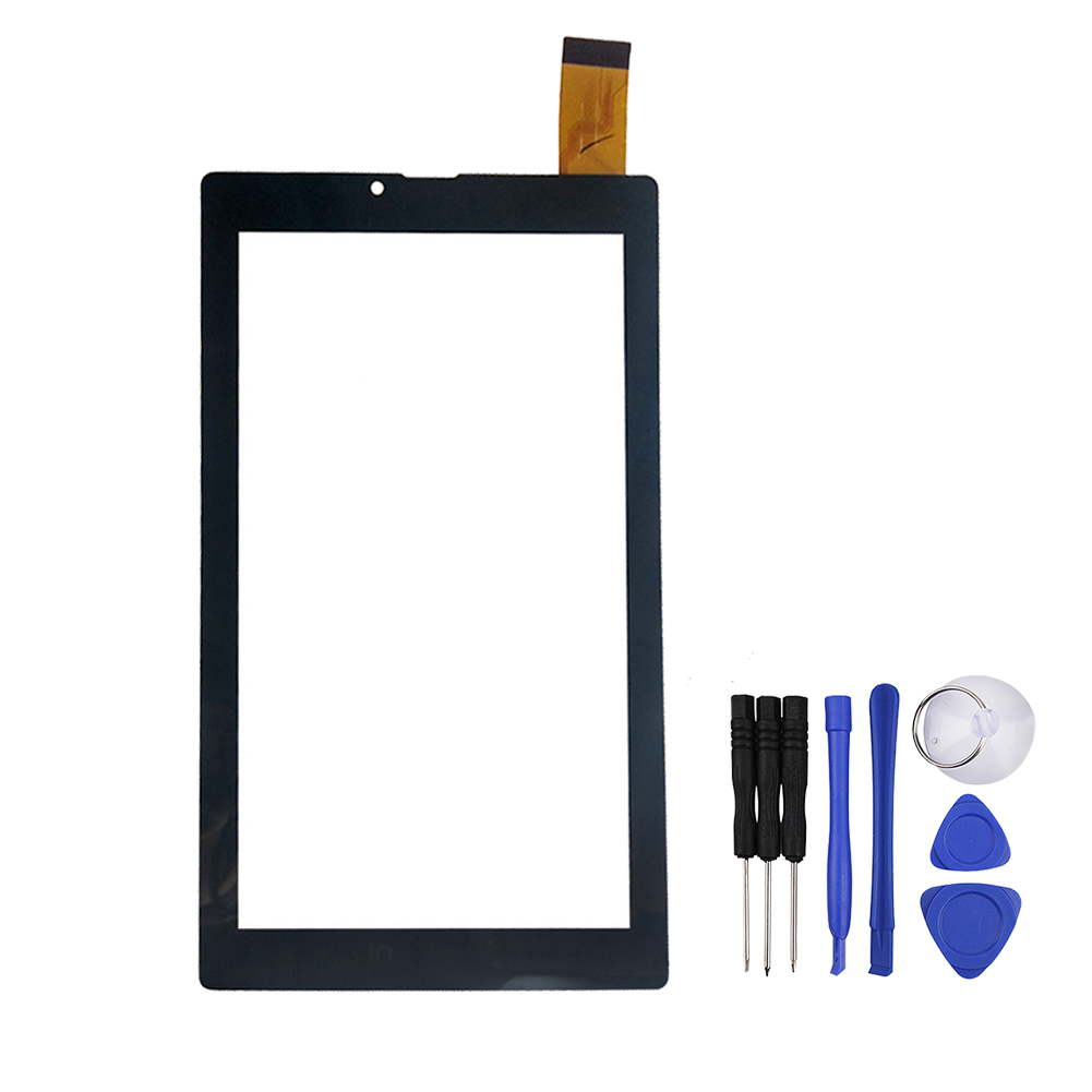 все цены на  7 inch Touch Screen for  Optima Prime 3G TT7000PG Tablet Panel Digitizer Glass Sensor Replacement with Free Repair Tools  онлайн