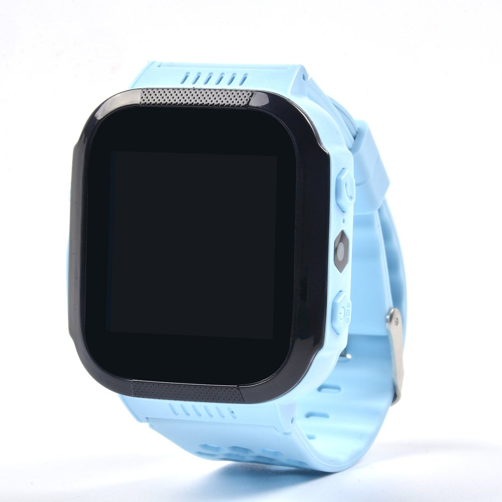 Smart-Watch Camera-Sos-Tracker Android Y21 Kids with Monitor Color-Screen Sim-Card Call