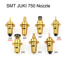 1pcs SMT 101(0402) 101(0603) 102 103 104 105 106 ASSEMBLY nozzle for SMT JUKI 750/760 Machine nozzle аксессуар рюкзак ips для 101 102 103 111 orange
