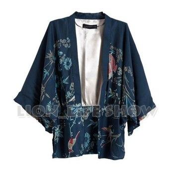 ec43ec8ca53 Летние Япония для женщин рукав