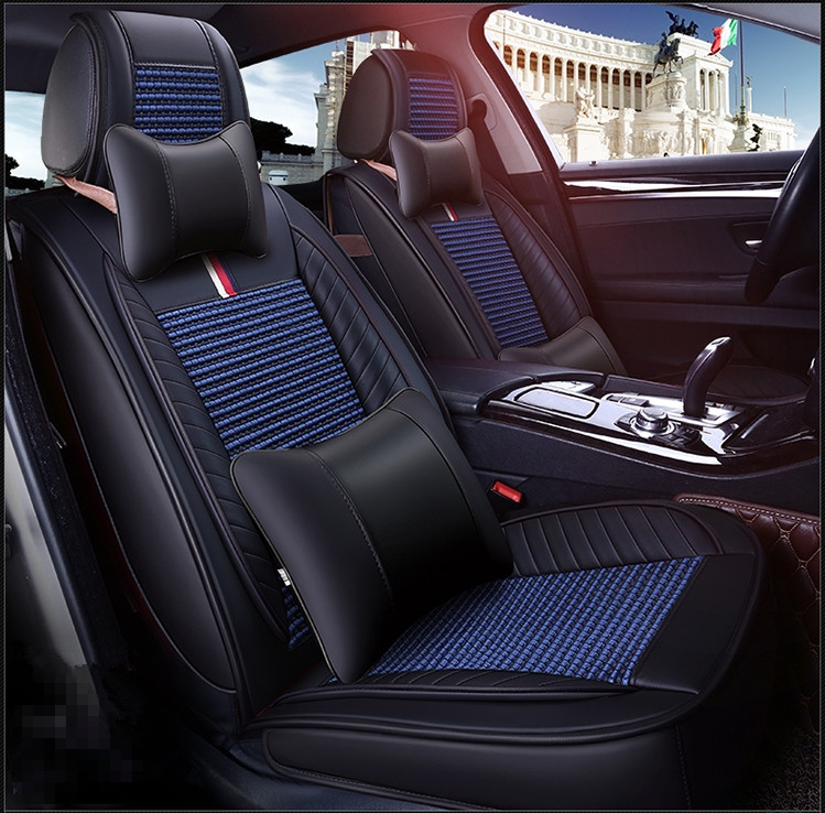 new arrival full set car seat covers for hyundai elantra 2018 2012 durable fashion seat covers. Black Bedroom Furniture Sets. Home Design Ideas