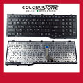US laptop Keyboard Teclado Black With frame For Fujitsu Lifebook AH532 A532 N532 NH532 MP-11L63US-D85 CP569151-01 Series