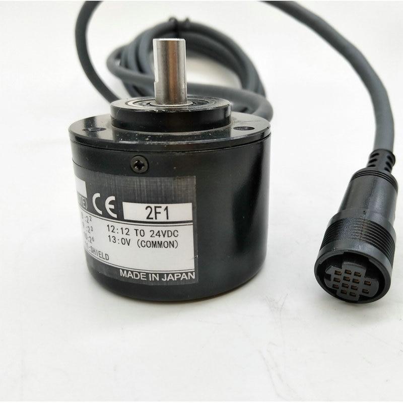 Werkzeuge Füllstandmessgeräte KüHn Heißer Verkäufer Omron E6c3-ag5c-c 256 360 720 1024 P/r Robuste Absolute Drehgeber 100% Neue Duftendes Aroma
