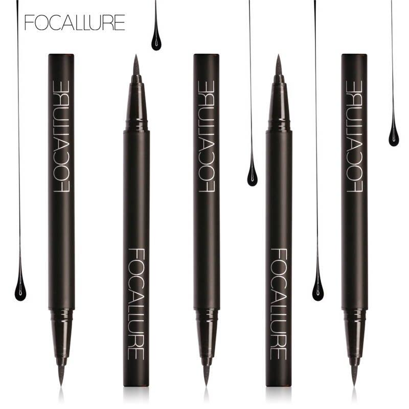Waterproof Eyeliner Black Liquid Eye liner Pencil 1g Cosmetics Beauty Makeup Brand FOCALLURE