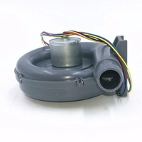 Original QUICK857DW+hot air gun disassembly station snail Fan.Only suitable for QUICK857DW+models, not suitable for other models