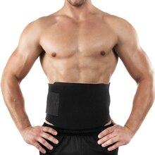 Tcare 1Pcs Waist Trimmer Fitness Slimmer Belt font b Weight b font font b Loss b